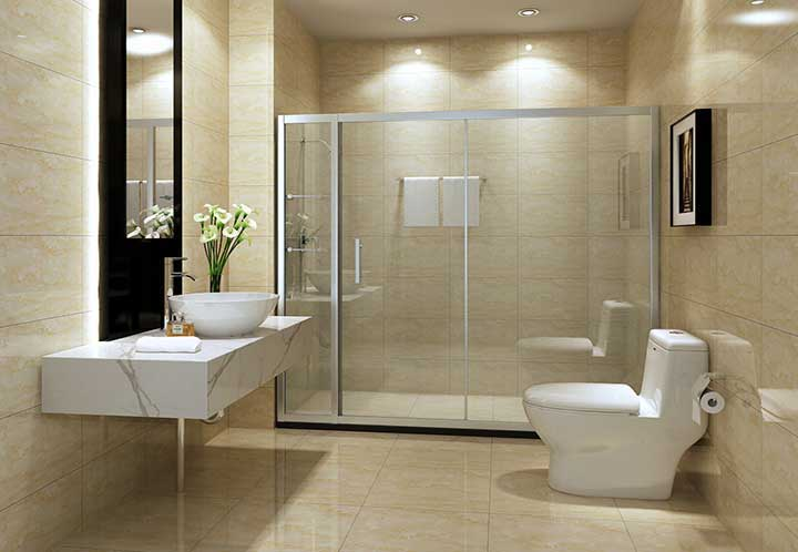 快捷酒店卫浴工程