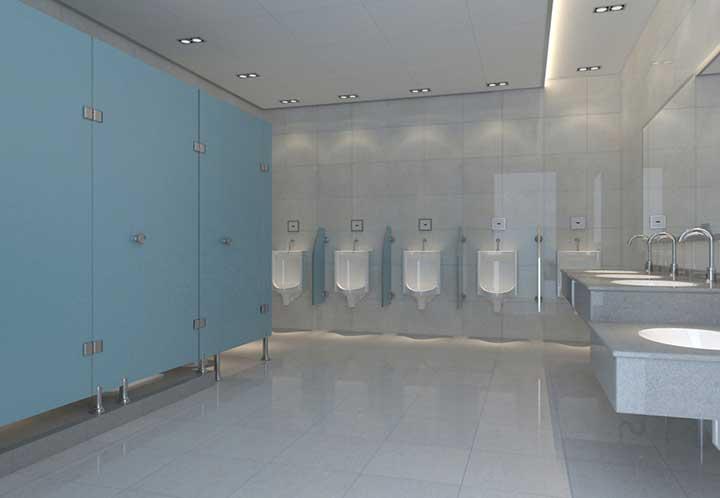 医院公共卫浴工程