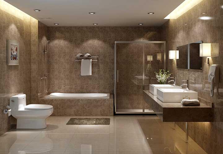别墅卫浴工程